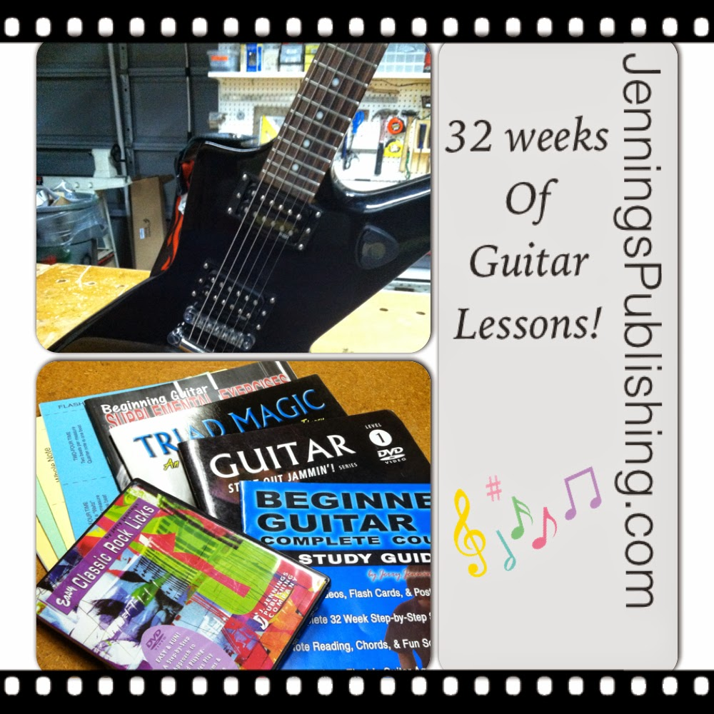 Beginner Guitar Complete Course Review Jennings Publishing